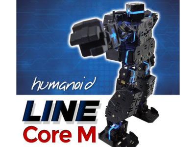 line core m humanoid