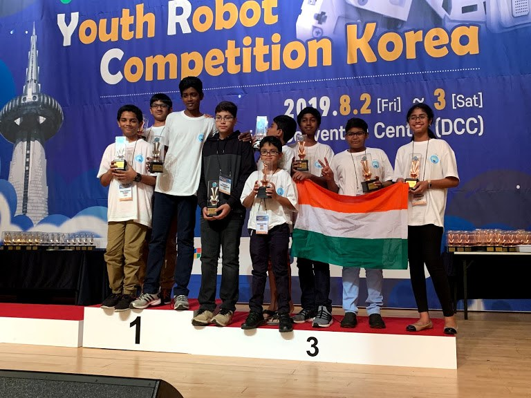 2019 IYRC Competition Winners